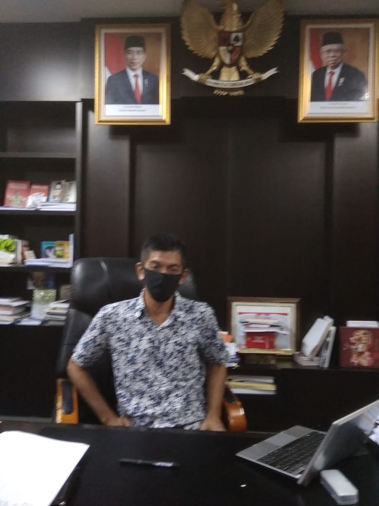 Direktur PT TPP Iskandar Jodie